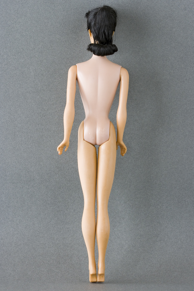 古いMATTEL:マテル社のBarbie:バービー人形-07