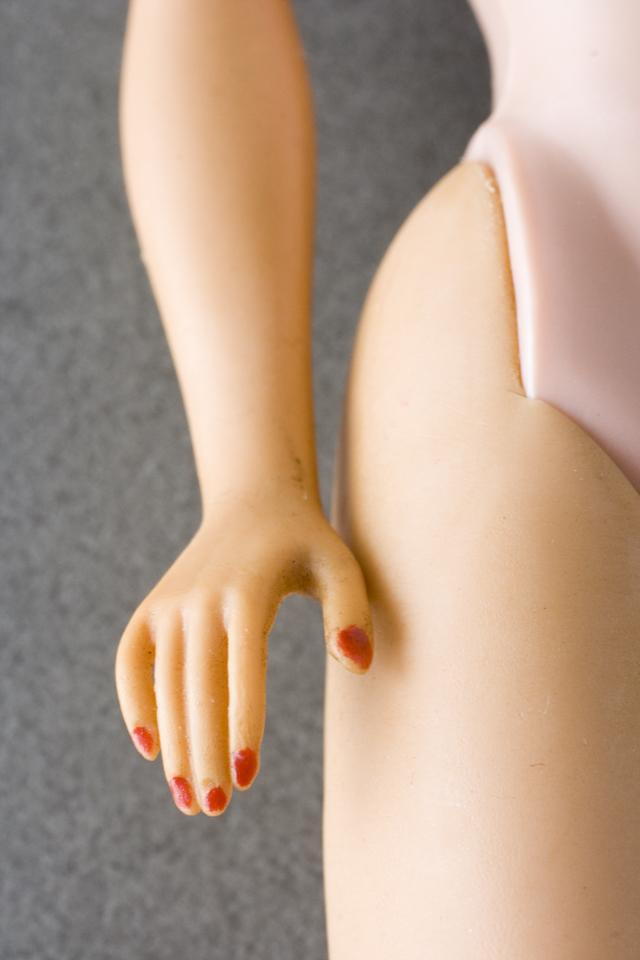 古いMATTEL:マテル社のBarbie:バービー人形-11