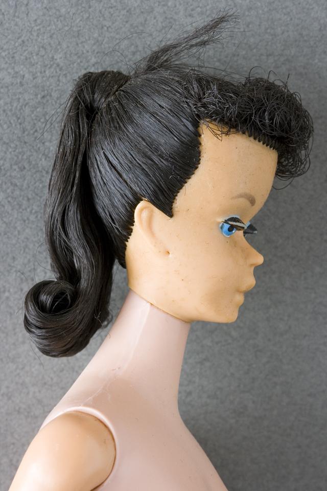 古いMATTEL:マテル社のBarbie:バービー人形-15