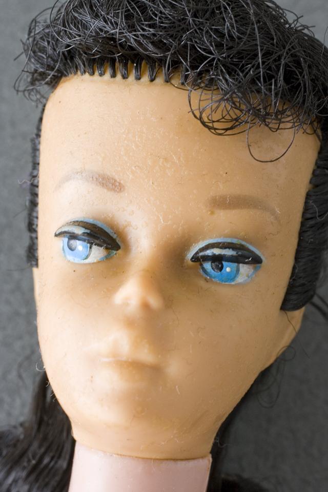古いMATTEL:マテル社のBarbie:バービー人形-16
