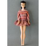 古いMATTEL:マテル社のBarbie:バービー人形