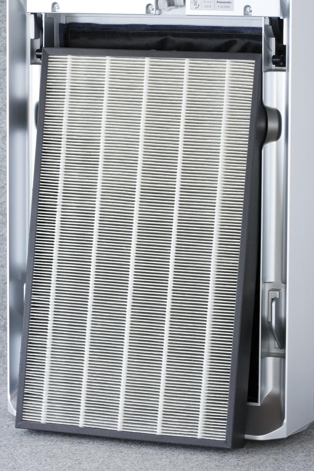 Panasonic:パナソニックの加湿空気清浄機「F-VC70XK」-15