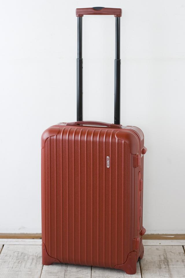 RIMOWA:リモワのスーツケース「SALSA:サルサ」-01