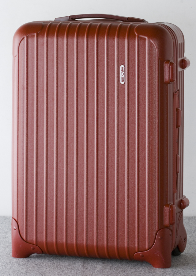 RIMOWA:リモワのスーツケース「SALSA:サルサ」-02