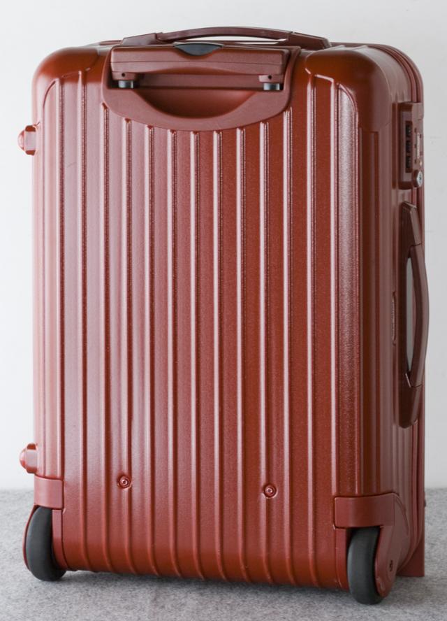 RIMOWA:リモワのスーツケース「SALSA:サルサ」-04