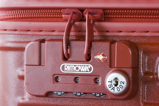 RIMOWA:リモワのスーツケース「SALSA:サルサ」-11