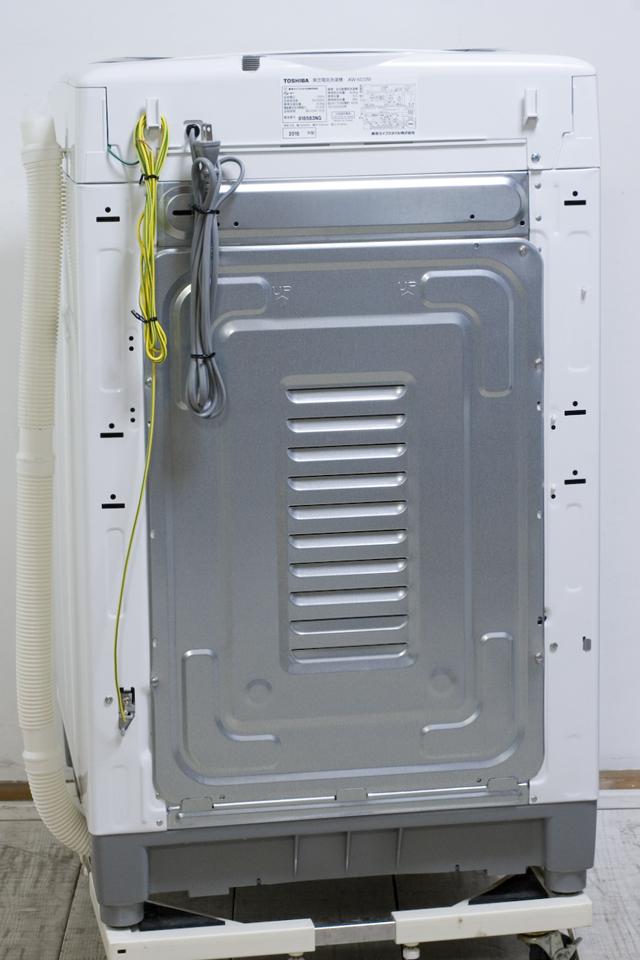 TOSHIBA:東芝の全自動洗濯機「AW-6D3M」-05
