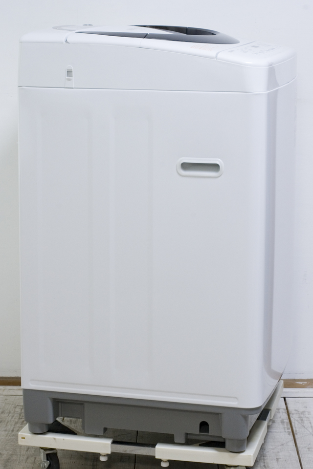 TOSHIBA:東芝の全自動洗濯機「AW-6D3M」-06