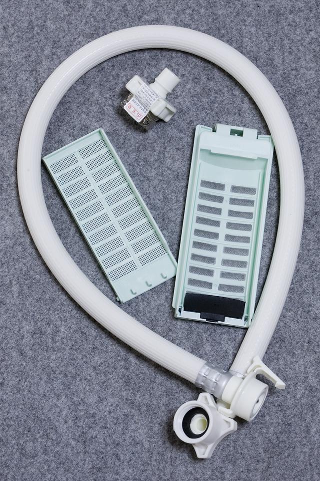 TOSHIBA:東芝の全自動洗濯機「AW-6D3M」-12