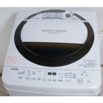 TOSHIBA:東芝の全自動洗濯機「AW-6D3M」