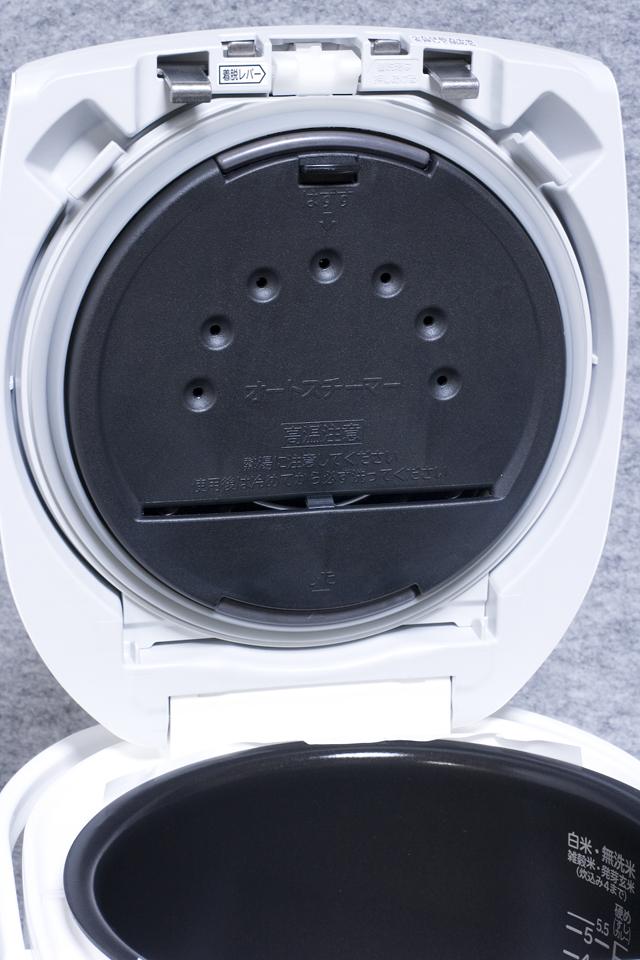 HITACHI:日立のIHジャー炊飯器「RZ-VXN100M」-08