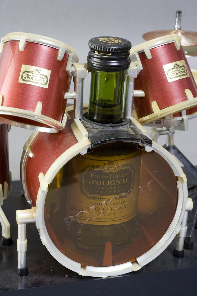 お酒のミニチュアボトル「楽器シリーズ5点セット」-12
