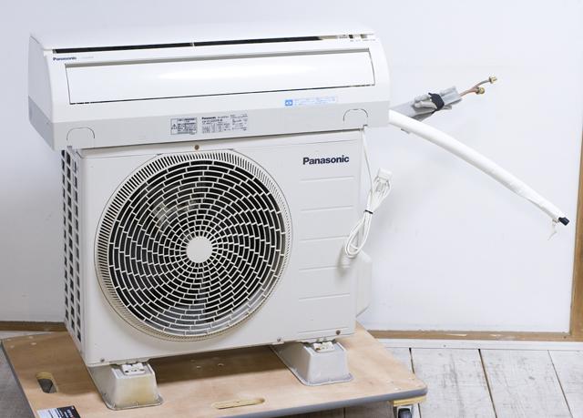 Panasonic:パナソニックのルームエアコン「CS-222CFR-W」-01