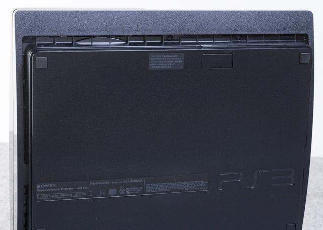 SONY:ソニーのPS3:プレイステーション3「CECH-2000A」-09