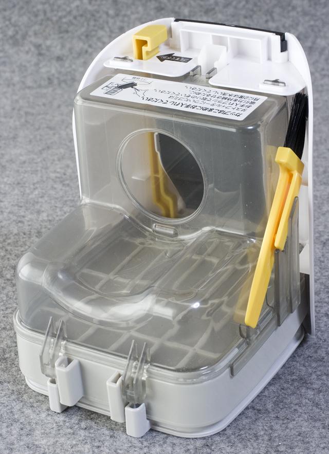 TOSHIBA:東芝のスティッククリーナー掃除機「VC-Y70C」-13