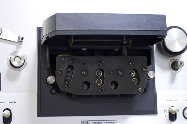 AKAI:アカイのオープンリールデッキ「GX-630D」-05