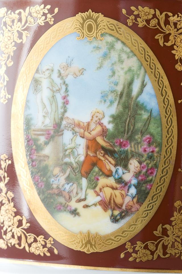 CAMUS:カミュの「NAPOLEON:ナポレオン」Lovers Ring:ラヴァーズリング-04