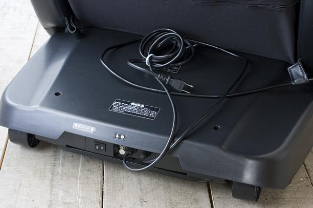 FUJIIRYOKI:フジ医療器のマッサージチェア「AS-750」-15