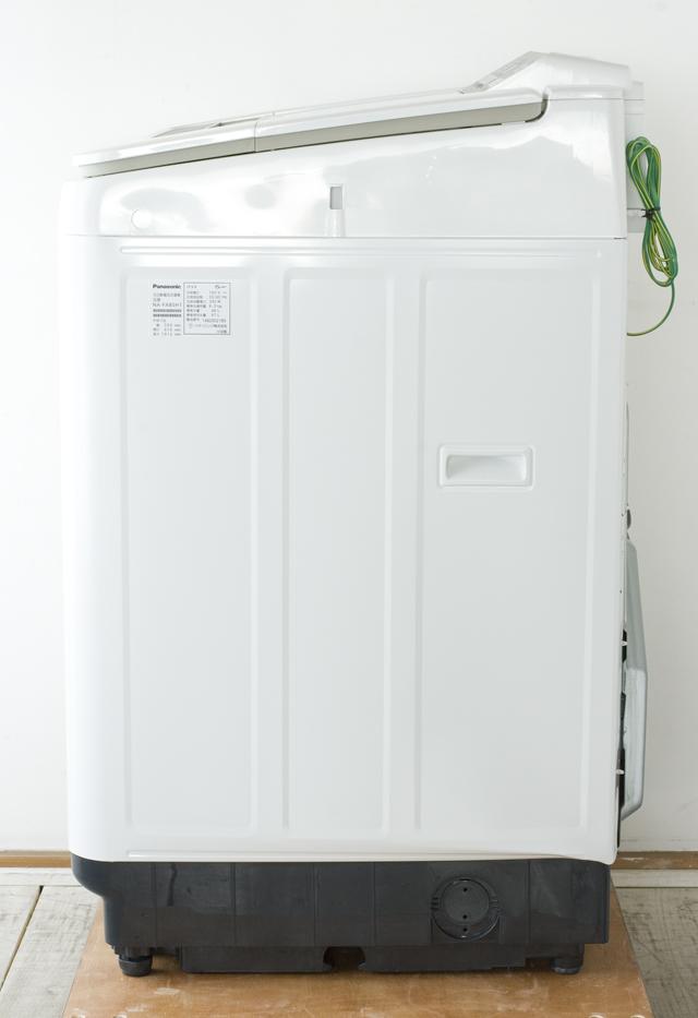 Panasonic:パナソニックの全自動洗濯機「NA-FA80H1」-02