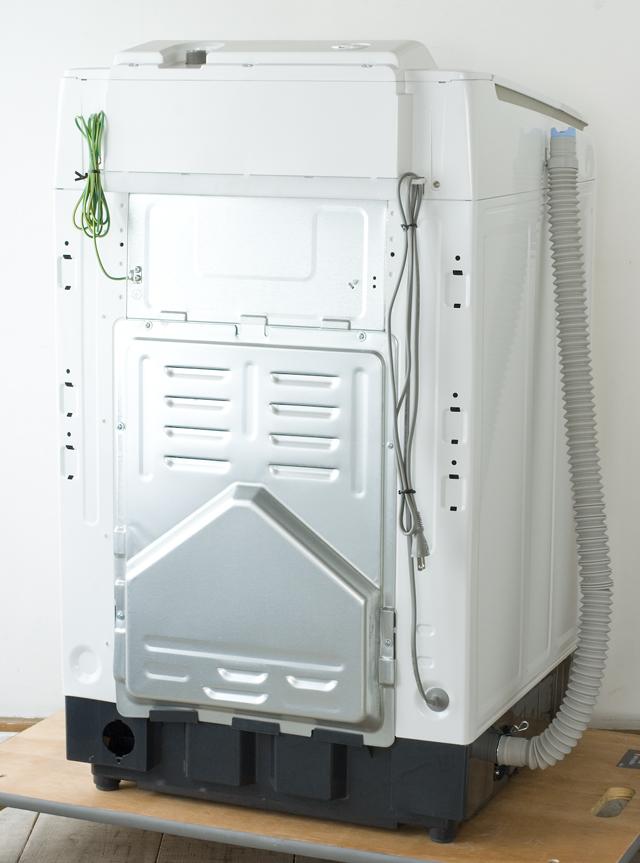 Panasonic:パナソニックの全自動洗濯機「NA-FA80H1」-03