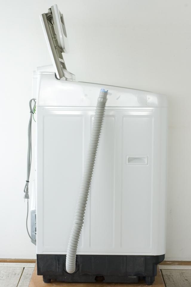 Panasonic:パナソニックの全自動洗濯機「NA-FA80H1」-04