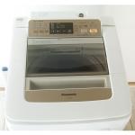 Panasonic:パナソニックの全自動洗濯機「NA-FA80H1」