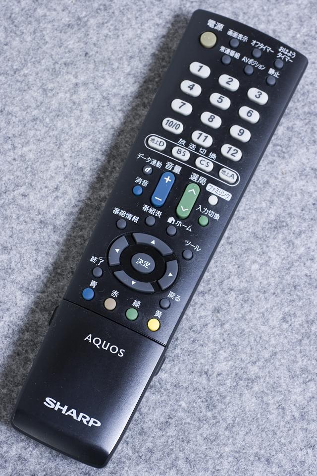 SHARP:シャープの16V型液晶テレビ:TV、AQUOS:アクオス「LC-16K5」-08