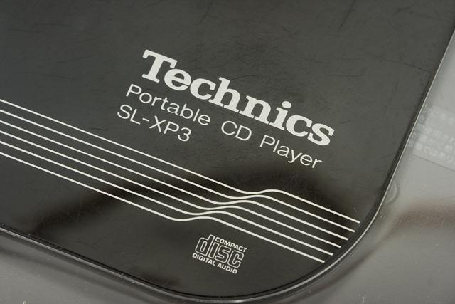 Technics:テクニクスのポータブルCDプレーヤー「SL-XP3」-02