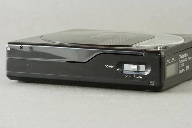 Technics:テクニクスのポータブルCDプレーヤー「SL-XP3」-09