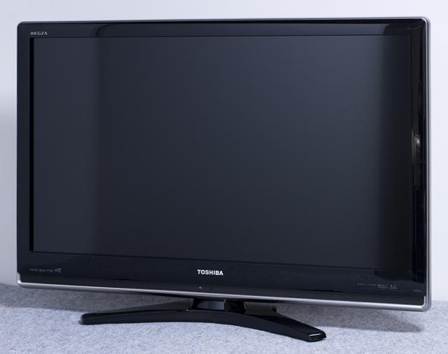 TOSHIBA:東芝の37V型液晶テレビ:TV、REGZA:レグザ「37Z7000」-01