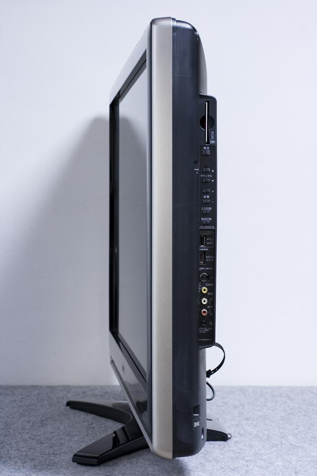 TOSHIBA:東芝の37V型液晶テレビ:TV、REGZA:レグザ「37Z7000」-07