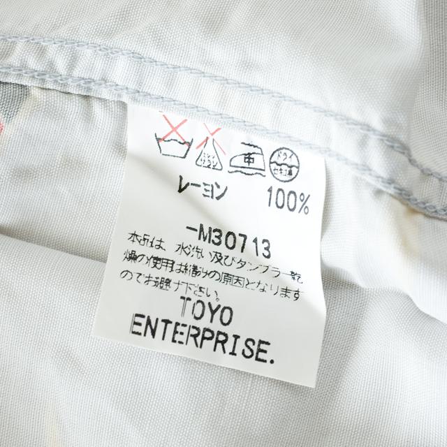 TOYO:東洋エンタープライズの「SUN SURF:サンサーフ」アロハシャツ-10
