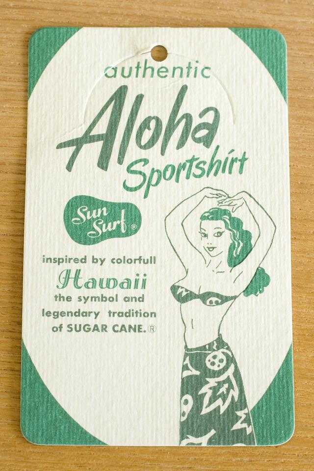 TOYO:東洋エンタープライズの「SUN SURF:サンサーフ」アロハシャツ-13