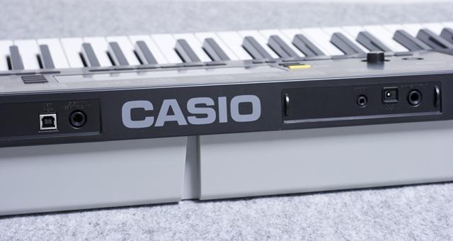 CASIO:カシオのベーシックキーボード「CTK-4400」-03