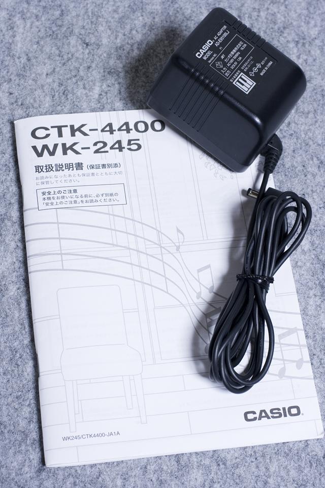CASIO:カシオのベーシックキーボード「CTK-4400」-14
