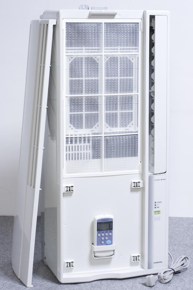 CORONA:コロナの窓用エアコン「CW-1614」-05