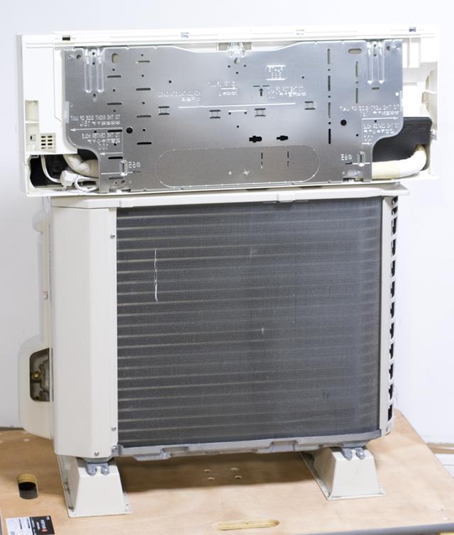 MITSUBISHI:三菱電機のルームエアコン:霧ヶ峰「MSZ-GM282-W」-02