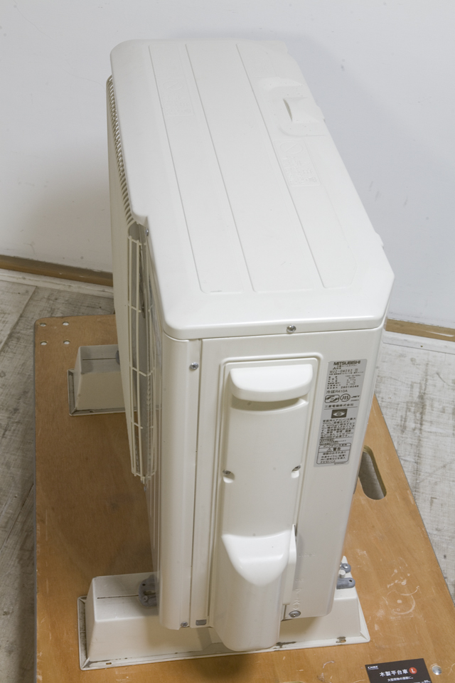MITSUBISHI:三菱電機のルームエアコン:霧ヶ峰「MSZ-GM282-W」-17