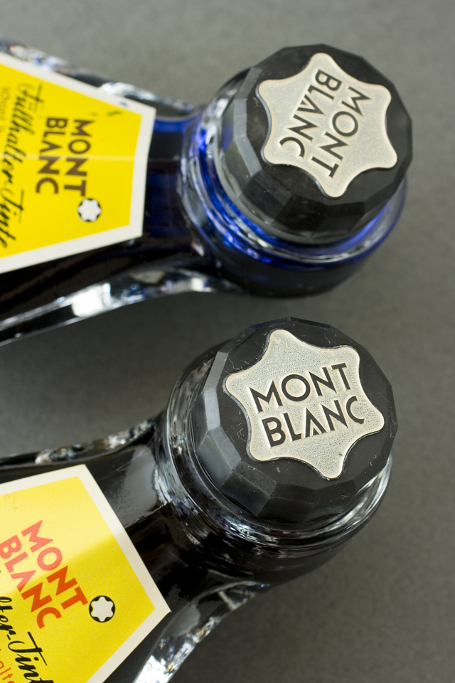 MONTBLANC:モンブラン」万年筆インク瓶2種セット-03