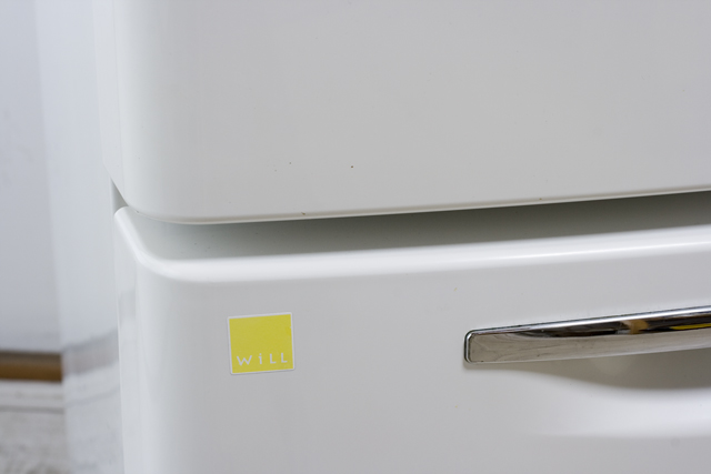National:ナショナルの「Will:ウィルシリーズ」2ドア冷蔵庫「NR-B16RA-W」-04