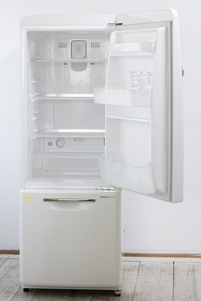 National:ナショナルの「Will:ウィルシリーズ」2ドア冷蔵庫「NR-B16RA-W」-05