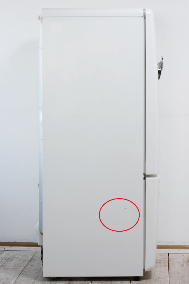 National:ナショナルの「Will:ウィルシリーズ」2ドア冷蔵庫「NR-B16RA-W」-13a