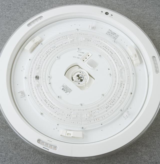 Panasonic:パナソニックのLEDシーリングライト「HH-LC710A」-02