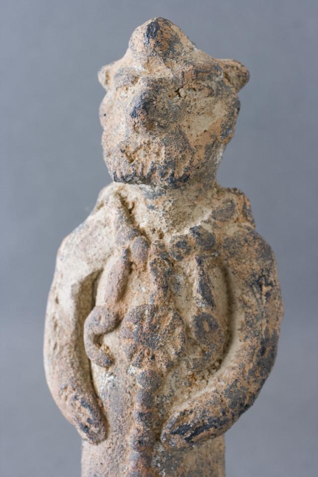 土偶や石器等の出土品-10