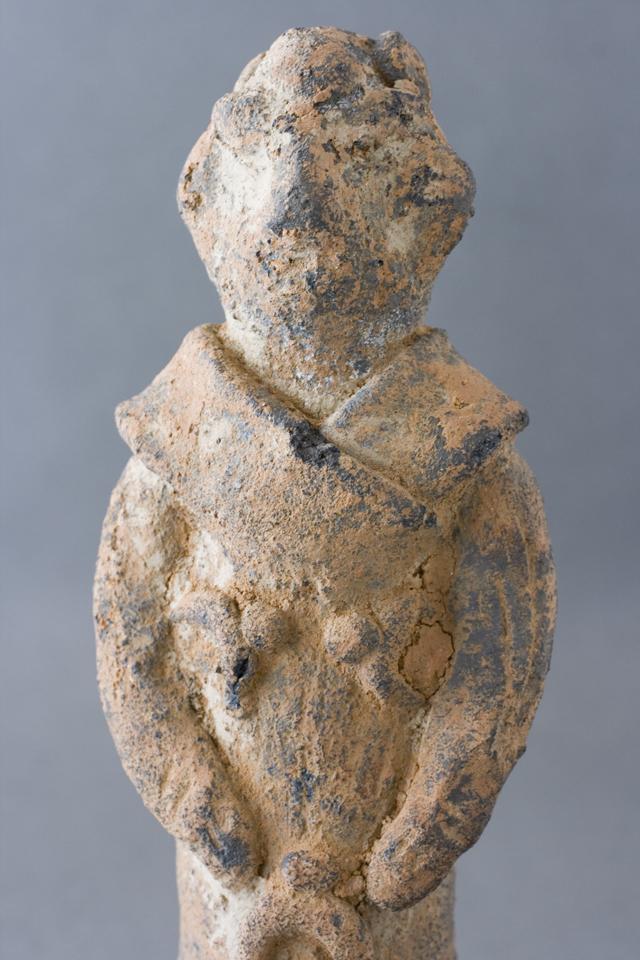 土偶や石器等の出土品-11