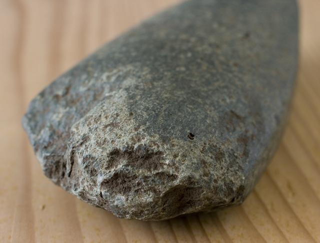 土偶や石器等の出土品-28