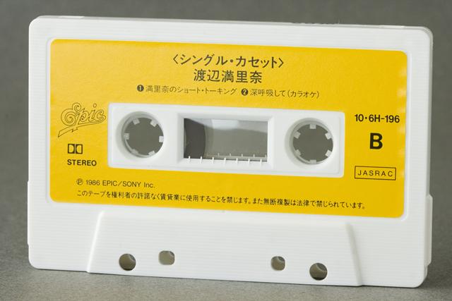 おニャン子クラブのカセットテープ-17
