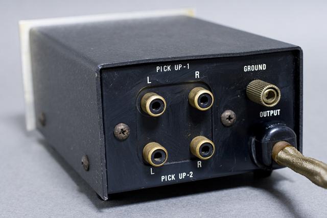 DENON:デノンのMCカートリッジ用昇圧トランス「AU-320」-04
