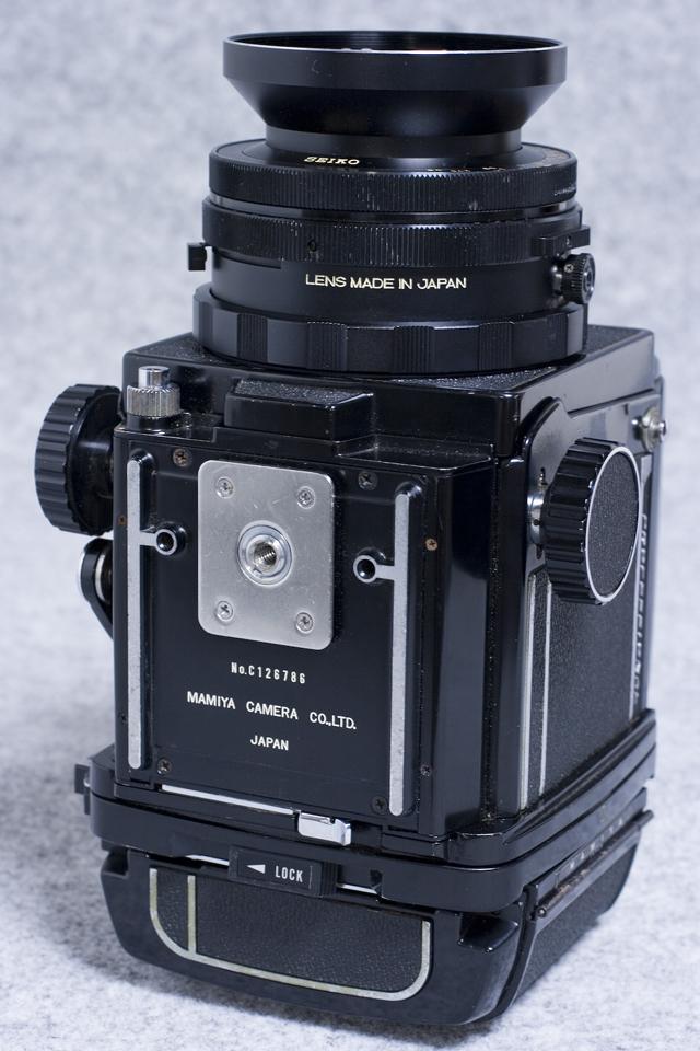 MAMIYA:マミヤの中判カメラ「RB67」-15