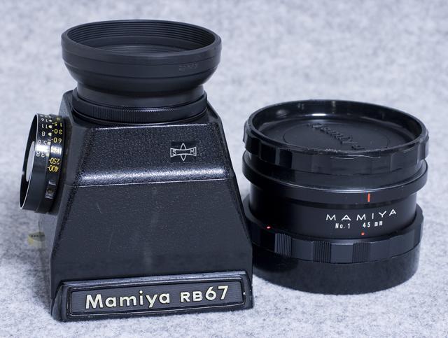 MAMIYA:マミヤの中判カメラ「RB67」-18